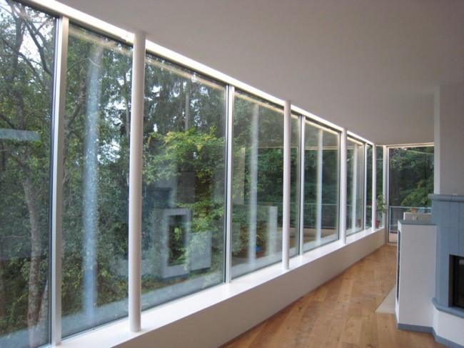 Glasband Wohnraum